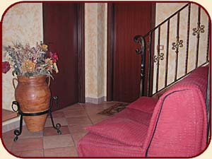 "Bed and Breakfast ""Etna House"" - Zona relax"